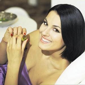 телеведущая Мария Ефросинина. из Керчи