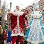 Восьмой раз «Санта Клаус отдыхает, на арене Дед Мороз».
