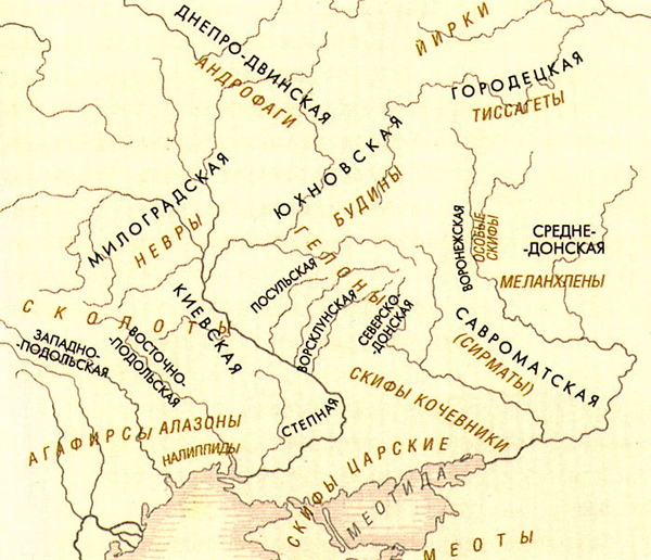 Herodotos_Finno-Ugrians
