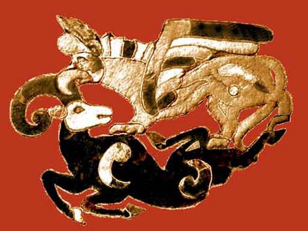 Пазырыкского кургана