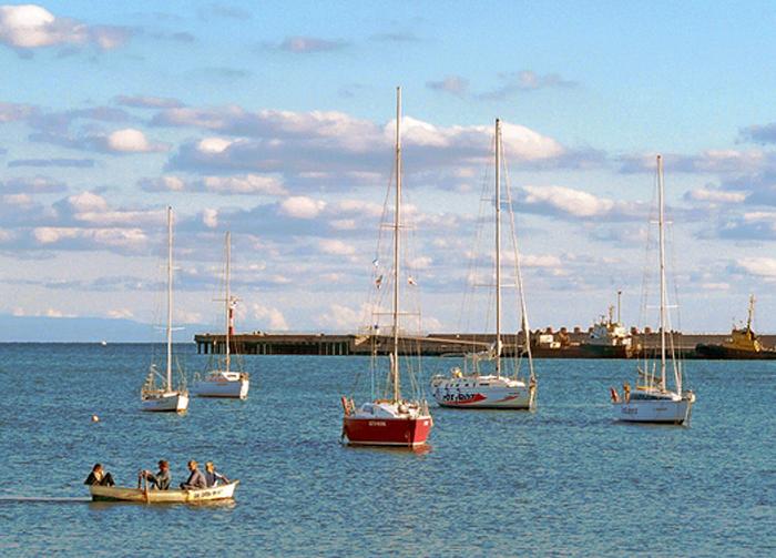 море-Яхты -Евпаторийский залив
