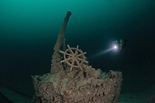 субмарина Скат - 1905г