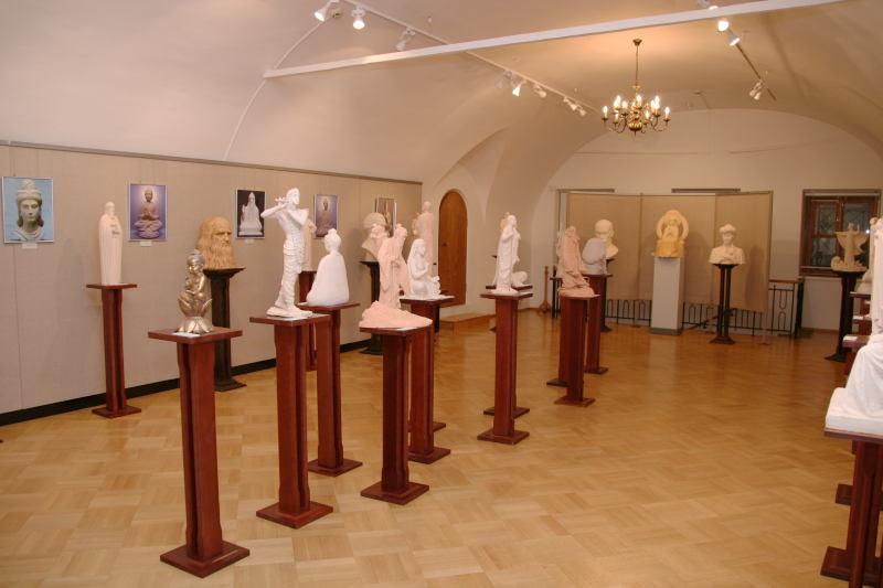 худ. музей---