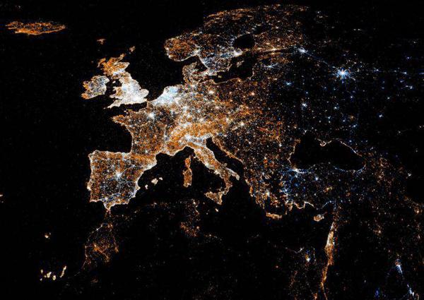 +свет Европы