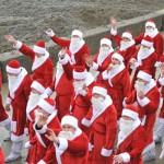 Мороз-парад в Ялте