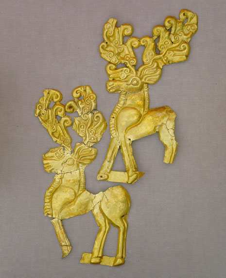 4th century BC, Adighe, aul Ulyap, kurgan 1,