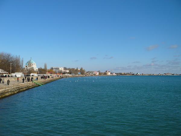 Евпаторийский залив