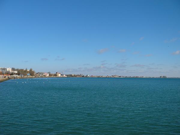 Чёрное море, Евпатория