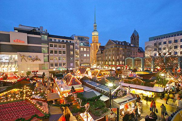 Weihnachtsmarkt Dortmund.