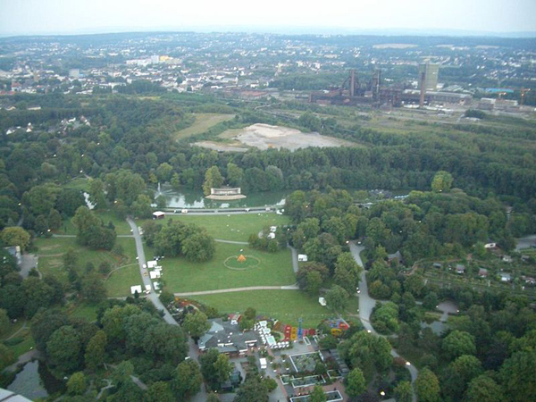 Westfalenpark_DortmundRomberg parki