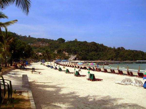 пляж «Патонг»