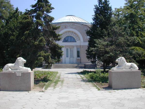 Биб.-Pushkin Library
