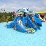 Новый аквапарк в проекте Евпатории.