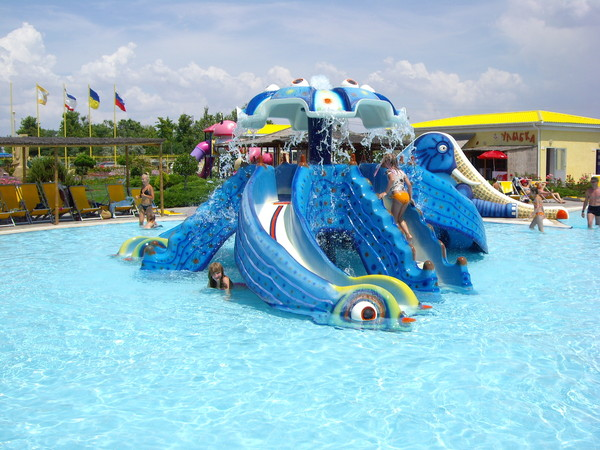аквапарк-