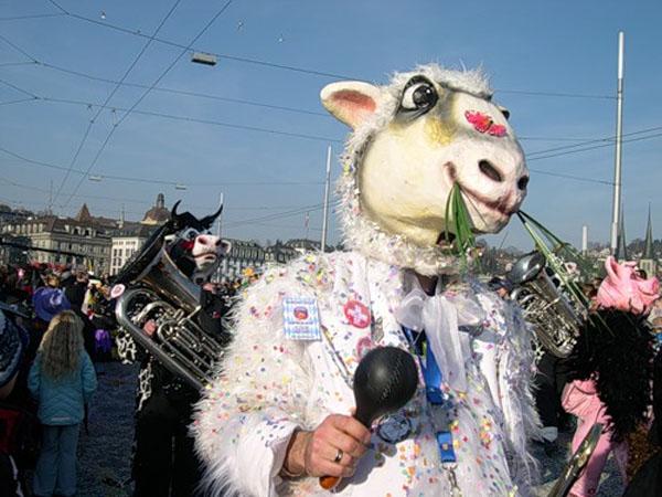 карнавал в Шв.