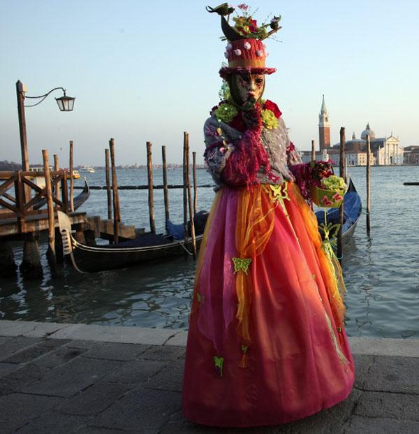 Итальянский карнавал