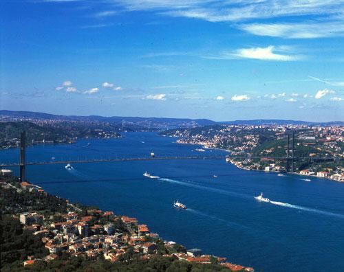 BOSPHORUS- ISTANBUL