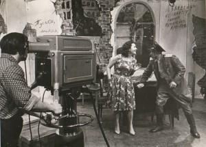 1965 год - Барабанщица