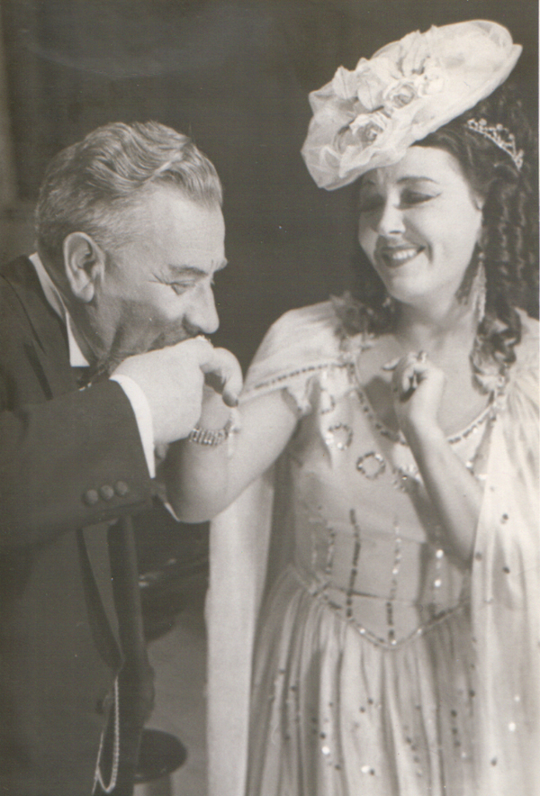 theater Evpatoria - Diana Bibik - Georgiy Mezov