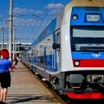 В Крым на двухэтажном поезде «Skoda»