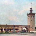 Проект реконструкции ЖД вокзала в Симферополе.