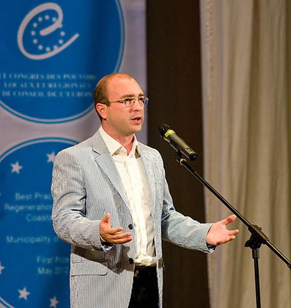 министр курортов и туризма Крыма Александр Лиев