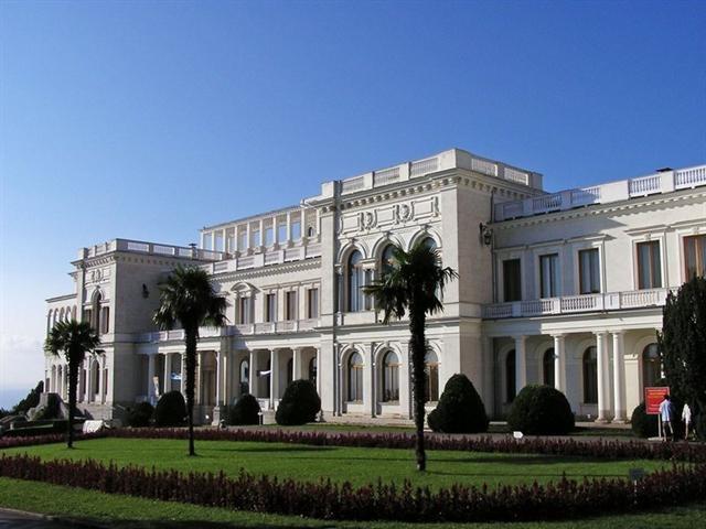 Ливадия - Царский дворец