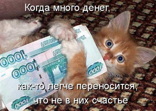 un sacco di soldi