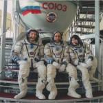 Подготовка космонавтов к космическим полётам