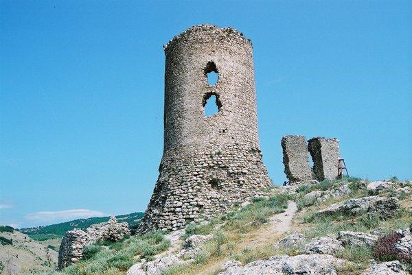 Балаклава-башня