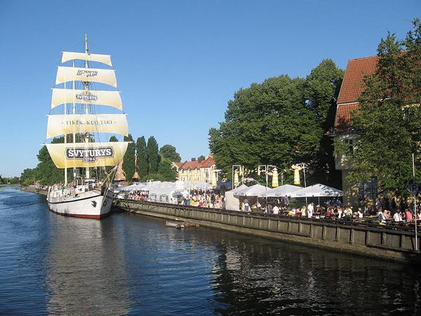 Клайпеда -Союз русских Литвы