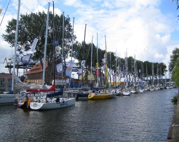 клайпеда-яхты