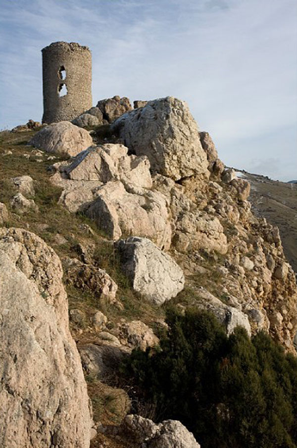 1Балаклава-крепость Чимбало