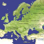 Haplogroup R1a, Its Subclades and Branches in Europe During the Last 9,000 Years.