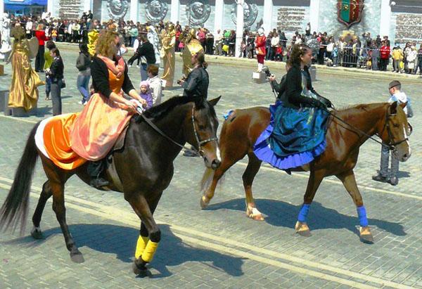 парад-алле