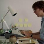 Волшебная печатная машинка Кэлвина Вейр-Филдса
