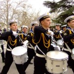 Военный парад 9 мая в Севастополе