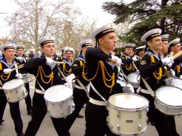 Парад Победы в Севастополе-=-