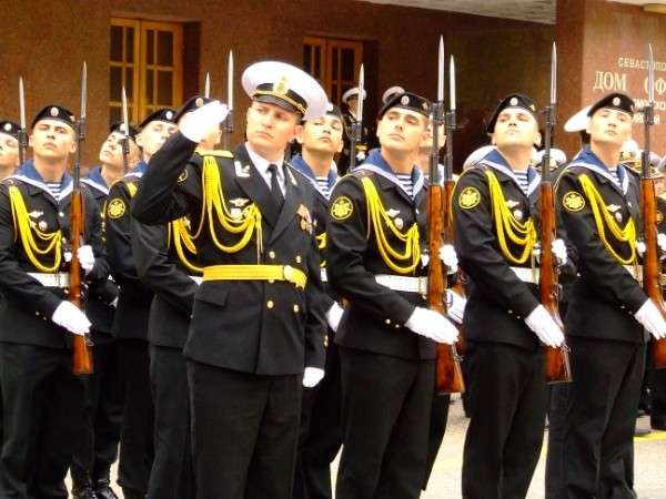 Парад Победы в Севастополе=9-