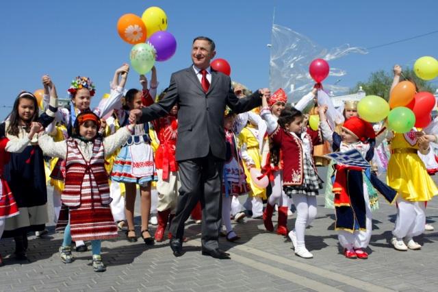 аместитель городского головы Евпатории Эдуард Кугель