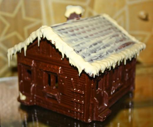 шоколад-дом