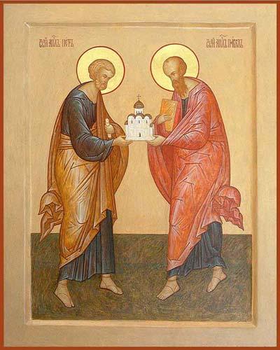 братья Андрей и Пётр