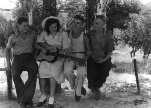 10 Диана 1951 г