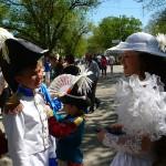 Костюмы «Парада эпох»