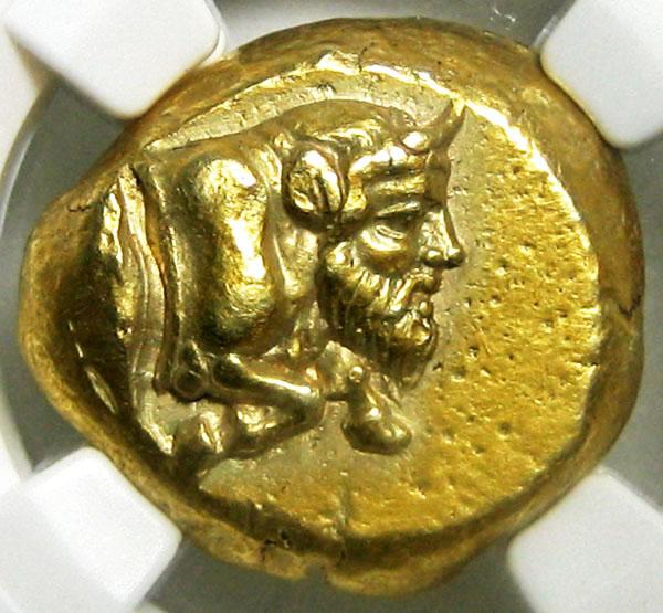 6 - 6-Mysia, Kyzikos (C 450-400 BC) El Stater (16.06g.)