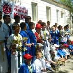 Спортивные клубы на «Параде эпох»