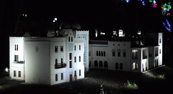 Дворец Дюльбер в Мисхоре