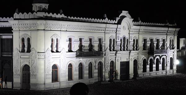 Дом Чирахова-в симф