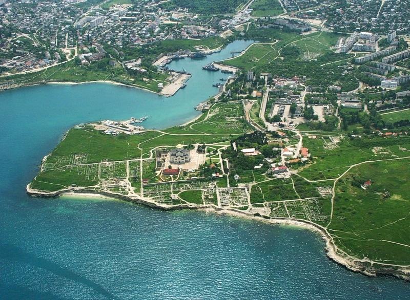 Севастополь и античный Херсонес