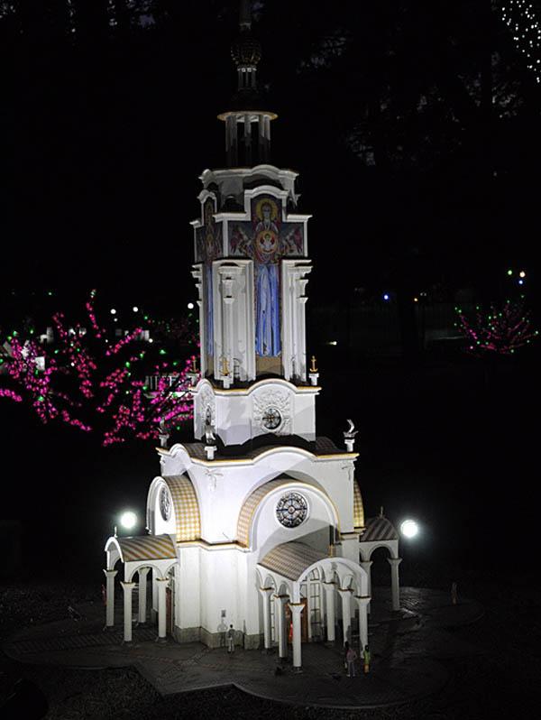 Храм Святителя Николая в Малореченске